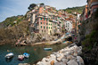 Riomaggiore 5 terre Italy