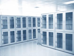 lab interior