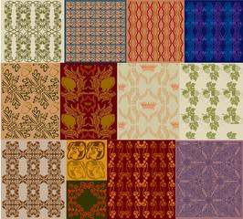 royal old seamless texture set