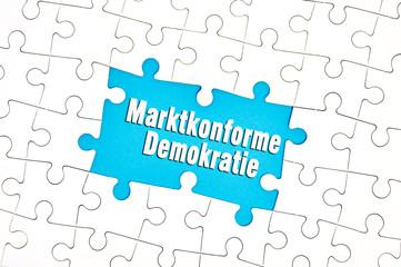 Marktkonforme Demokratie
