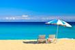 The beautiful cuban beach of Varadero