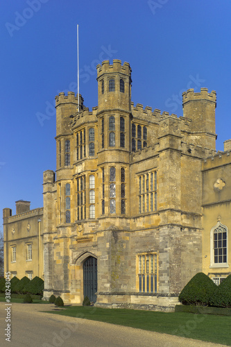 poster of coughton court warwickshire