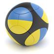 Ukrainian Soccer Ball