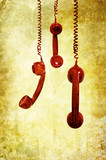 retro telephones