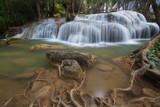 Fototapety Phatad waterfall in Tahiland