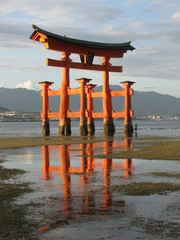 Itsukushima Shrine 4