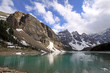 Moraine Lake. Banff Nationalpark. Kanada