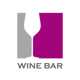 Logo Wine Bar # Vector