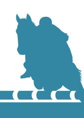 Binicilik logosu