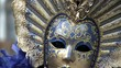 Close-up mask Venice Carnival