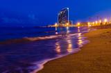 Fototapeta plaża - niebieski - Inne