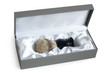 Shaving brush in box