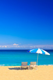 The beautiful cuban beach of Varadero