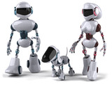 Famille de robots