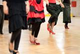 Fototapety dancing class