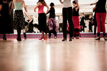 dancing class