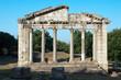 Temple Of Apollonia, Albania