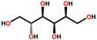 Sorbitol structural formula