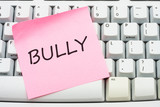 Internet bullying poster