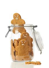 Gingerbread Men Escape