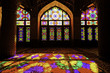 Nasir al-Mulk Mosque, in Shiraz, Iran