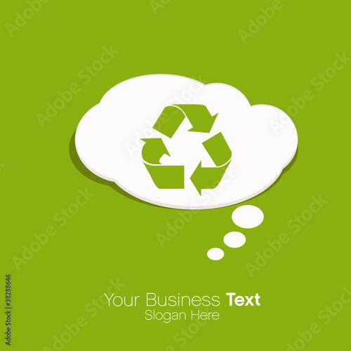 wektor-recyklingu