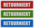 3 Sticker rgb RETOURNIERT