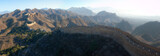 Great Wall of China / Chinesische Mauer - Panorama poster