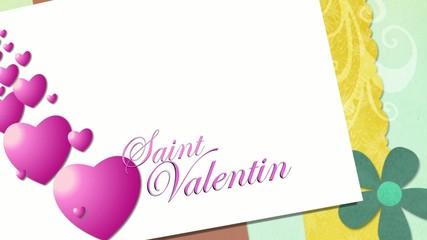 vidéo st valentin