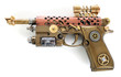 Steampunk Hand Cannon