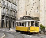 Fototapeta tramwaj - Lizbona - Tramwaj