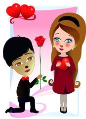 giorno degli innamorati