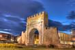 Rimini, the arch of Augustus