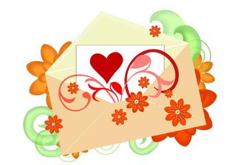 Valentinstag (Brief)