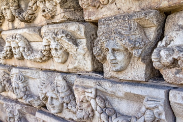 Frieze in Aphrodisias