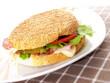Sesame sandwich