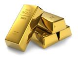 Gold bars - 38307854