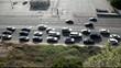 Traffic on Pacific coast Highway
