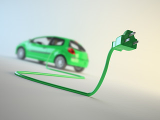 Electric vehicle concept
