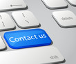 Contact us- Keyboard Button