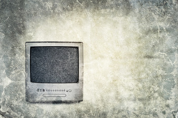 grunge television
