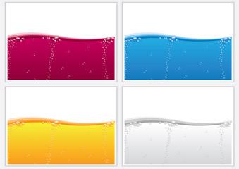 Bollicine colorate