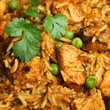 Indian Chicken Biriyani Curry