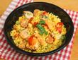 Paella Ready Convenience Meal