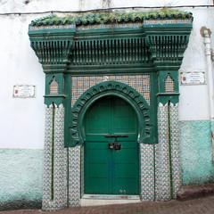 Moschee-Tor