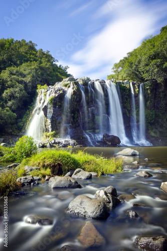 Cascade Nicole - Ile de La Réunion