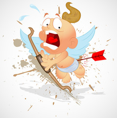 Screaming Cupid