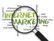 Magnifying Glass - Internet Marketing
