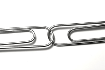 Teamwork Paperclips