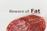 Beware of Fat poster